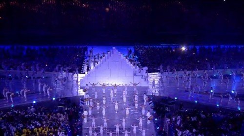 closing14 e1345129530561 The Occult Symbolism of the 2012 Olympics Opening and Closing Ceremonies