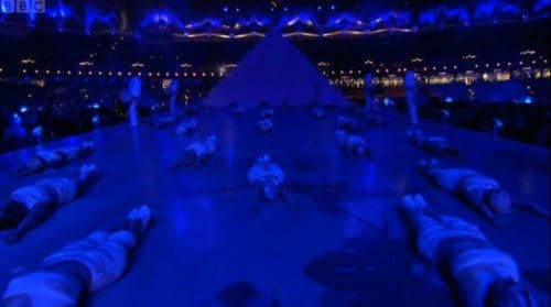 closing6 e1345129602686 The Occult Symbolism of the 2012 Olympics Opening and Closing Ceremonies