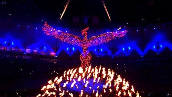 leadolympics 1 The Occult Symbolism of the 2012 Olympics Opening and Closing Ceremonies