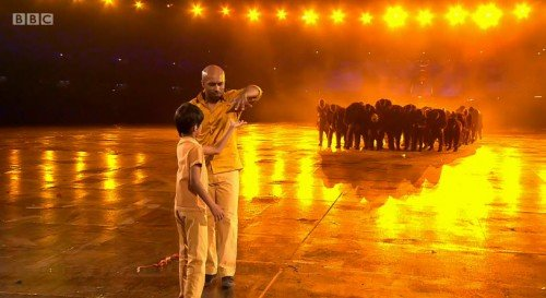 opening12 e1345126202113 The Occult Symbolism of the 2012 Olympics Opening and Closing Ceremonies