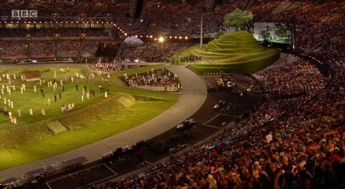 The Occult Symbolism of the 2012 Olympics Opening and Closing Ceremonies