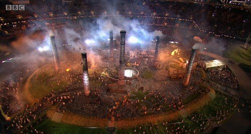 opening3 e1345047195816 The Occult Symbolism of the 2012 Olympics Opening and Closing Ceremonies