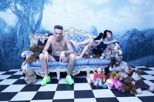 "Is Die Antwoord's ""Fatty Boom Boom"" Going Against the ""Evil"" Music Industry?"