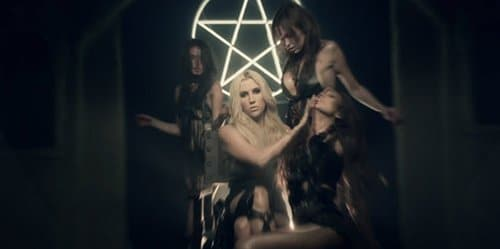 """dieyoung7 The Illuminati Symbolism of Ke$ha's """"Die Young"""" and How it Ridicules the Indoctrinated Masses"""