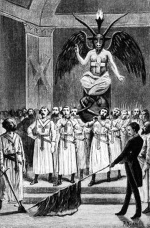 TemplarRitual Who is Baphomet?