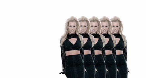 """Scream and Shout"": A Video About Britney Spears Being Under Mind Control"