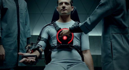 """Droid DNA """"Hyper Intelligence"""" Commercial and its Transhumanist Message"""
