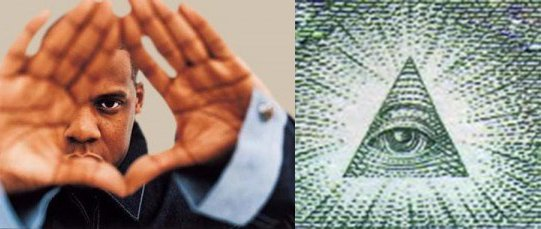 The ROC hand sign refers to the All-Seeing Eye within a triangle, the ultimate Illuminati symbol.