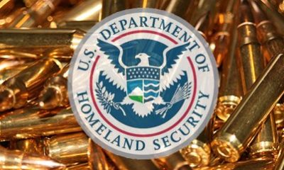 The Department of Homeland Security Aims to Buy 1.6 Billion Rounds of Ammo for Domestic Use