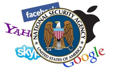 1 photo PRISM: Big Brother Government is Now in the Open