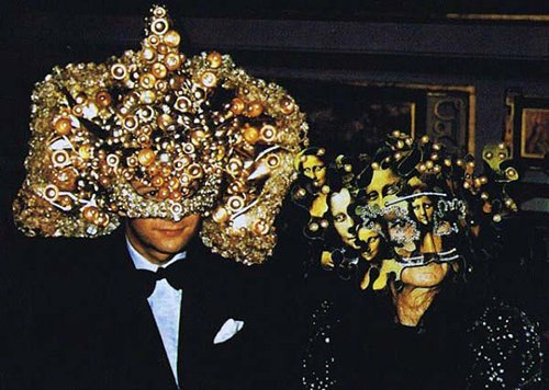 Revealing Pictures From 1972 Rothschild Illuminati Ball