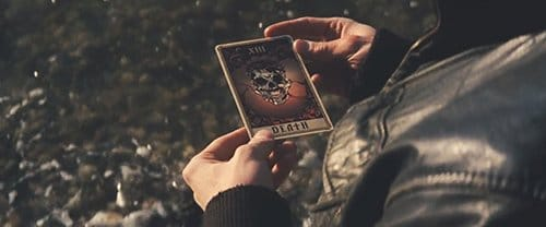 Jack Wilder, the youngest of the crew received the death card for a reason: it foreshadows his upcoming ritual sacrifice.