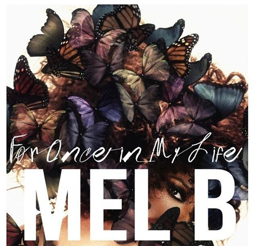 The cover of Mel B (the ex Spice Girl) latest single. It features one eye sign with a head full of Monarch butterflies (symbolism on Monarch mind control).