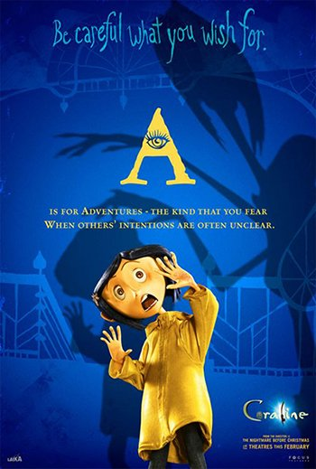 "The Hidden Meaning of the Movie ""Coraline"""