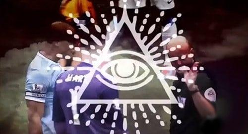 "BBC Flashes Illuminati Symbols During ""Match of the Day"" Promo (video)"