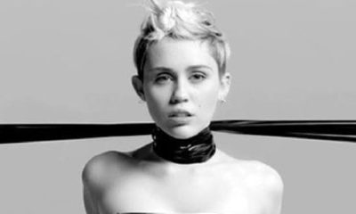 "Miley Cyrus Releases a New Video While Under ""Doctor's Care"" ... And it's  About Mind Control"