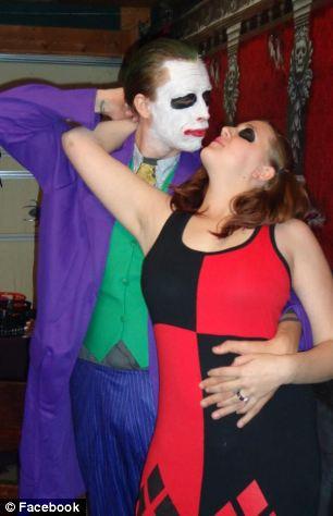 Joker again.