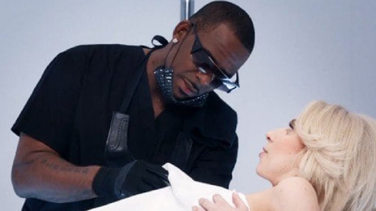 """leadgaga2 Lady Gaga's Leaked Video """"Do What U Want"""" featuring R. Kelly Glorifies Entertainment Industry Abuse"""