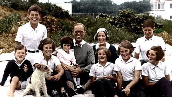leadkennedy2 1 The Hidden Life of the Kennedys : The Elite Dynasty That Got Decimated (Pt. I)