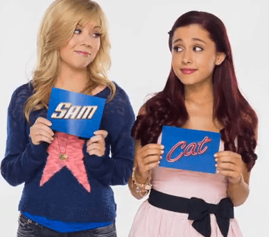 Sam and Cat was a Nickelodeon show primarily aimed at children under 12. As with many other children favorites, both stars got sexual.