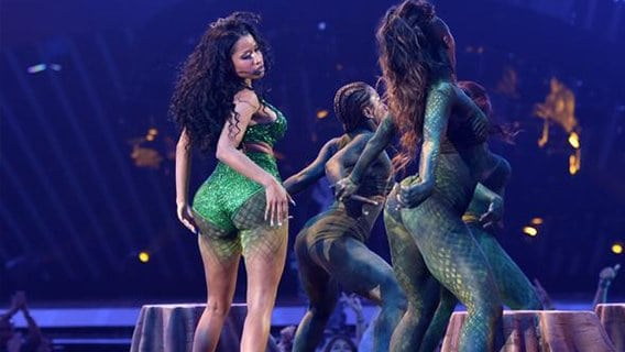 The 2014 VMAs: All About Hypersexualization
