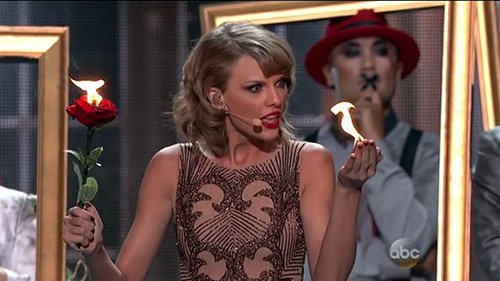 The 2014 American Music Awards Were Littered With Illuminati Symbolism