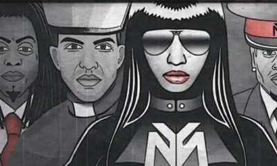 "Nicki Minaj's ""Only"" or How Rappers Give Tribute to Their Elite Overlords"