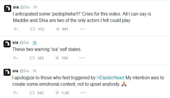 The Disturbing Message Behind Sia's Videos