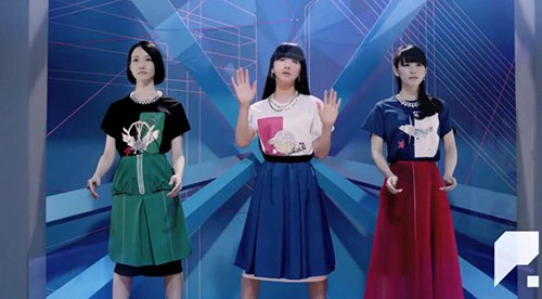 "Perfume's ""Pick Me Up"" Brings Illuminati Mind Control Symbolism to Japan"