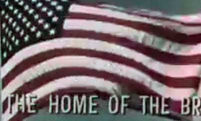 leadanthem Did a Broadcast of the National Anthem in the 1960s Contain Subliminal Messages?