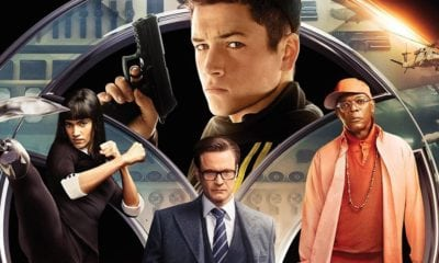 """Kingsman: The Secret Service"" or How to Sell the Occult Elite to the Youth"