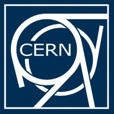 The CERN logo is formed of three sixes.