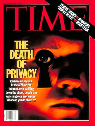 This Time magazine cover is far from new, it dates from 1997. The one-eye sign on it tells us that the message on the cover is basically an elite-sponosred warning, predictive programming telling people where society is heading. Almost 20 years later, this cover is truer than ever.