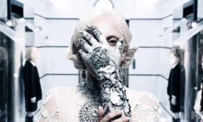 "leadhorror ""American Horror Story : Hotel"" Stars Lady Gaga ... and Pushes a Disturbing Agenda"