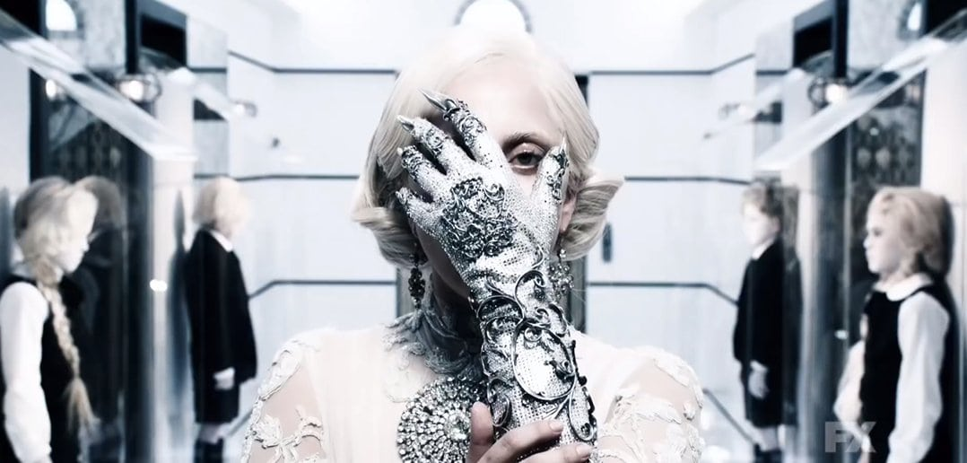 """American Horror Story : Hotel"" Stars Lady Gaga ... and Pushes a Disturbing Agenda"