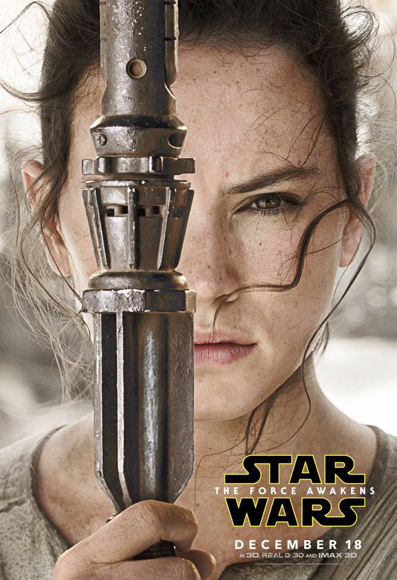 The New Star Wars Posters Are All About The One Eye Sign The