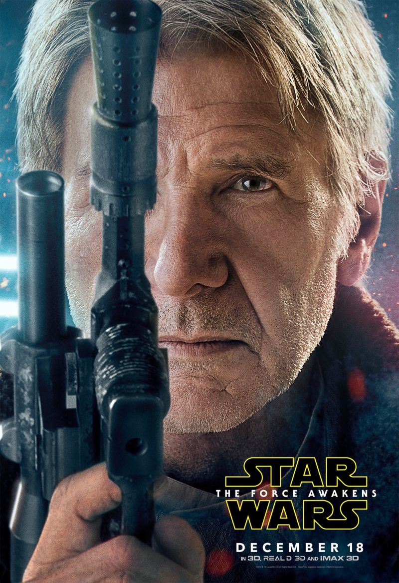 The New 'Star Wars' Posters Are All About the One-Eye Sign