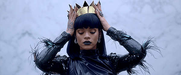 "Rihanna is ready to become an ""Illuminati queen""."