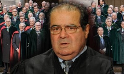 leadscalia 1 Judge Scalia Was With Members of an Elite Secret Society When He Died