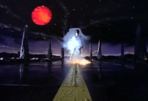 The video begins with a Jackson standing in front of a yellow line to be followed (through MK programming). This is not unlike the Yellow Brick Road of the Wizard of Oz narrative used on MK slaves.