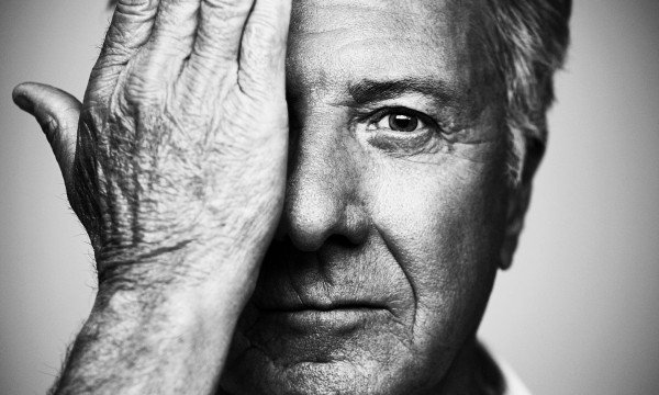 "The Guardian recently did a cover story of veteran actor Dustin Hoffman - and this is the image crowning the whole thing. In the article he states "" I was an outsider, on the periphery looking in"". Not anymore. And that's what you need to do to stay in."