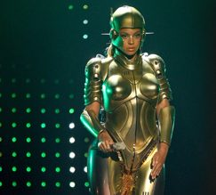 Beyoncé as Maria from Metropolis at the BET Awards in 2009. The elite already told you what shes about. a long time ago.