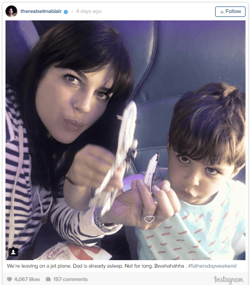 Selma Blair Removed from Plane and Rushed to Hospital After Bizarre