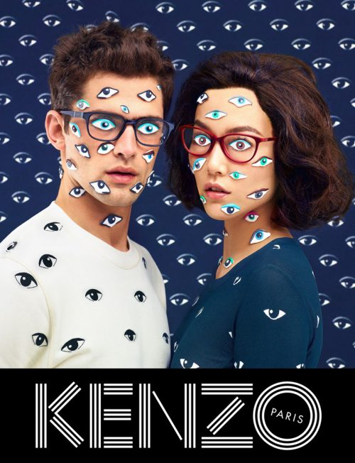 "The ""Viral"" KENZO World Ad Celebrates Illuminati Mind Control"
