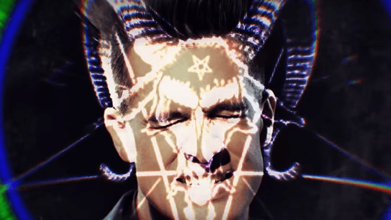 "leaddevotee 1 Panic! At the Disco's ""LA Devotee"" Clearly Celebrates Hollywood's Satanic System"