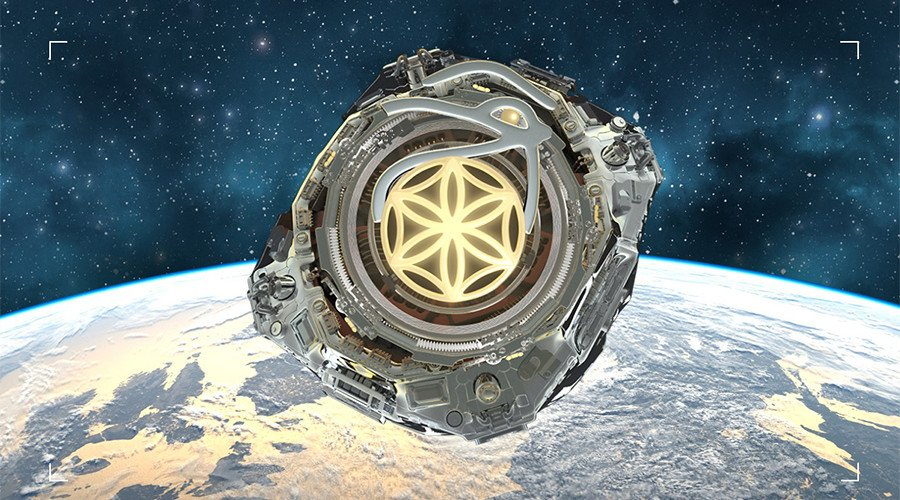 "Mass media has announced a project to create a first nation in space: Asgardia. It was unveiled by a team of scientists and legal experts who say the move ""will foster peace, open up access to space technologies and offer protection for citizens of planet Earth"". Also, for no reason at all, the space nation will apparently have a giant Eye of Horus right on it. I guess the occult elite is looking to annoying the entire galaxy with the one-eye sign."