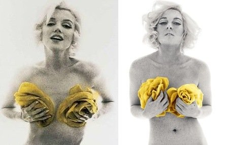 Lindsay Lohan's Strange Accent: Another Telling Sign of a Mind Control Slave Lindsay-lohan-marilyn-monroe-playboy-shoot