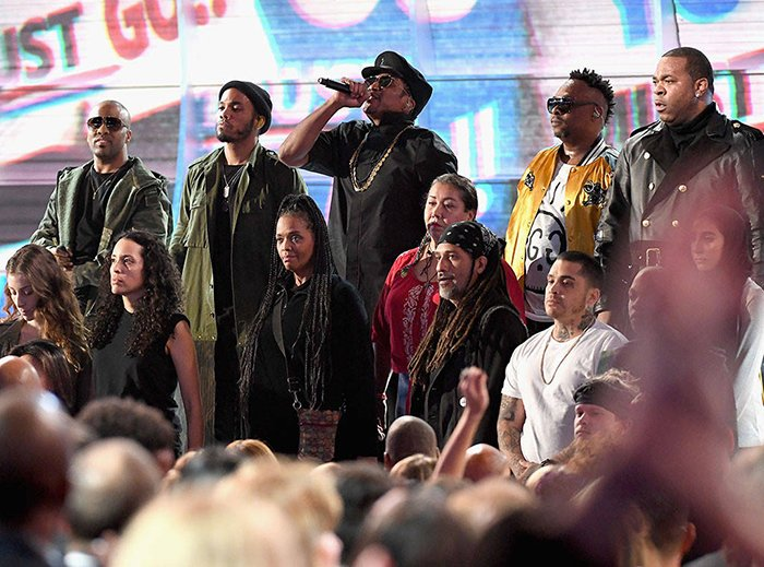 The Grammy Awards 2017 Were About Protesting the King and Worshipping the Queen
