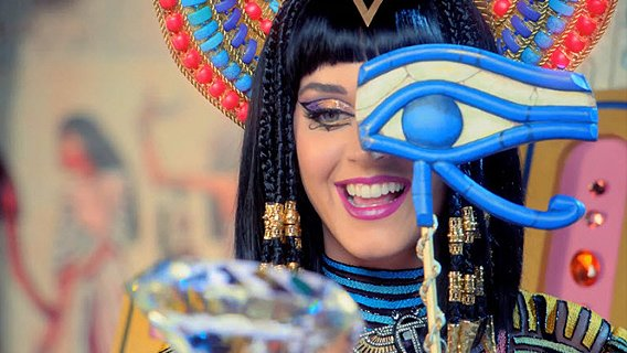 """leaddarkhorse2 Katy Perry's """"Chained to the Rhythm"""" Sells an Elite-Friendly """"Revolution"""""""