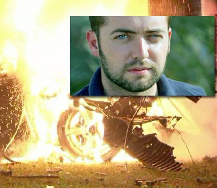 New Wikileaks Dump About CIA Hacking Sheds Light On the Mysterious Death of Michael Hastings